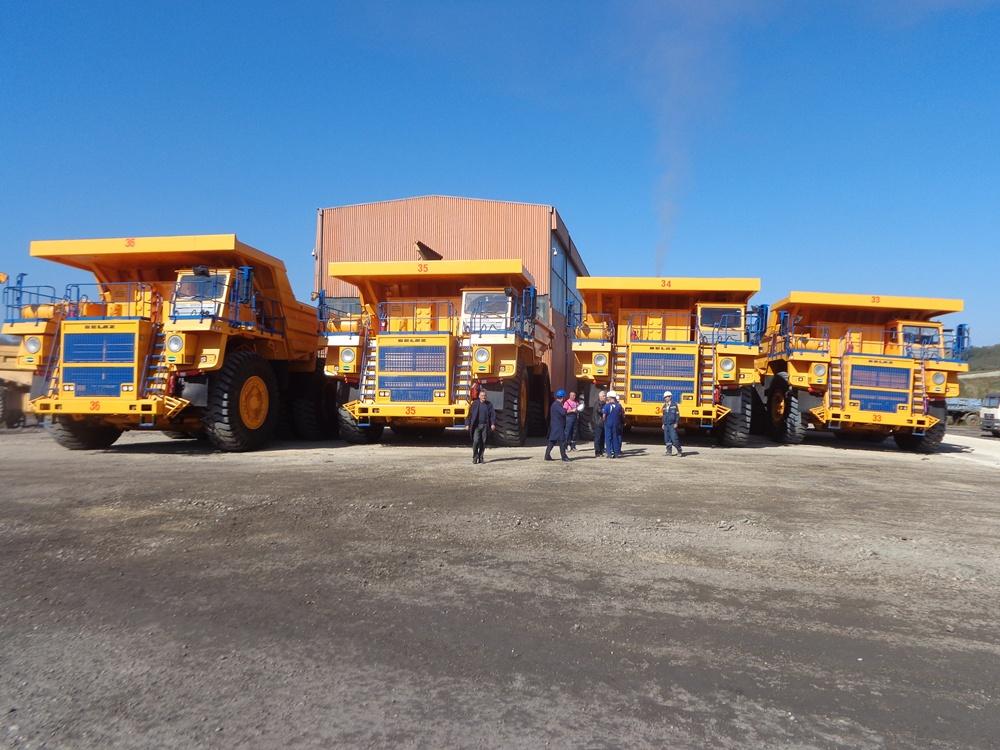 Stigla nova mehanizacija na rudnik Ugljevik